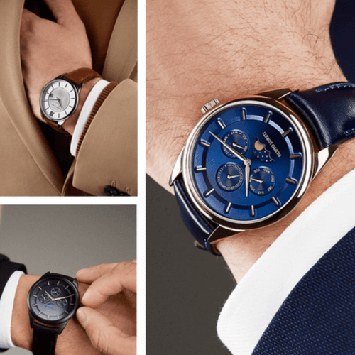 Smart Luxury Watch